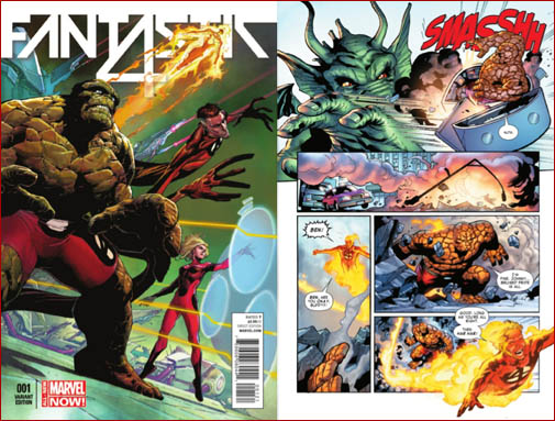 Fantastic Four 1 (2014)