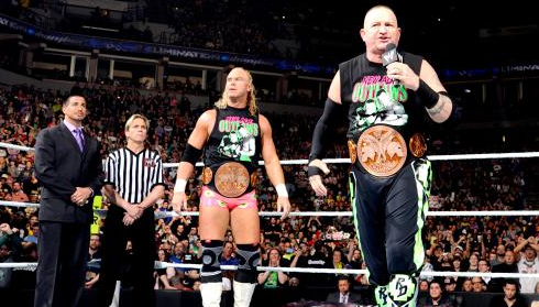 WWE New Age Outlaws