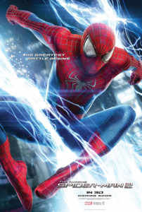 Poster Amazing Spiderman 2