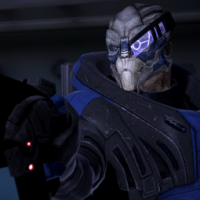 Mass Effect - Garrus
