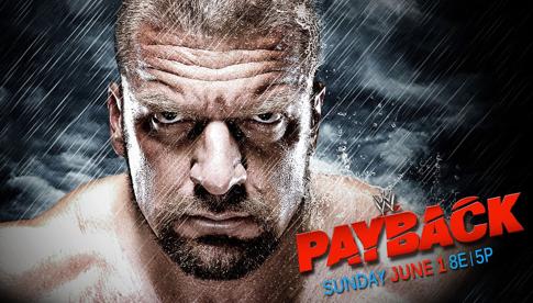 WWE Payback 2014 - Winners