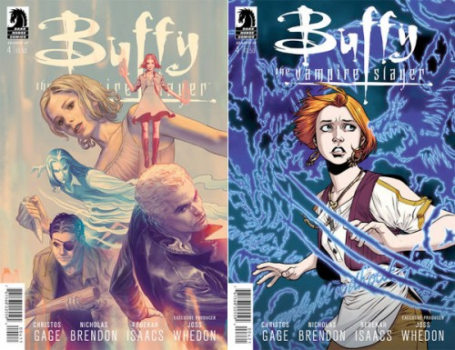 Buffy Season 10, Issue 4