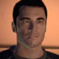 Mass Effect - Kaidan