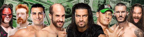 WWE Money In The Bank Main Event