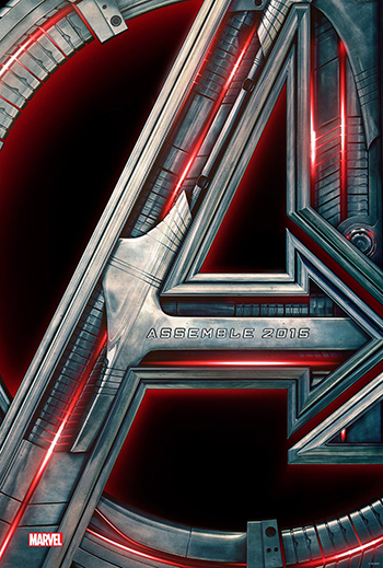 Poster for Avengers Age of Ultron