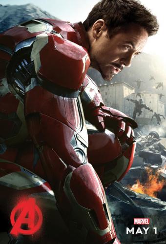 Avengers 2 Ironman Poster