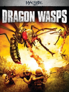 Poster Dragon Wasps