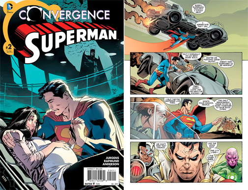 Preview: Convergence Superman #2