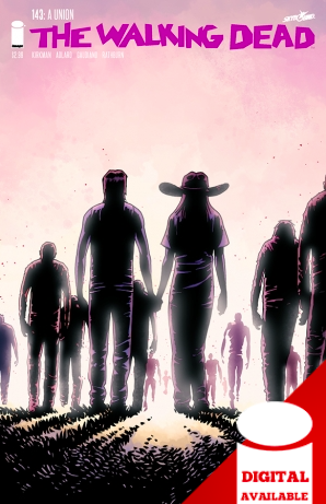 Cover Walking Dead 143