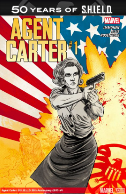Cover Agent Carter