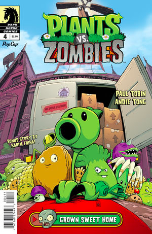 Cover Plants vs Zombies