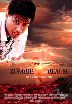 Poster of Zombie Beach