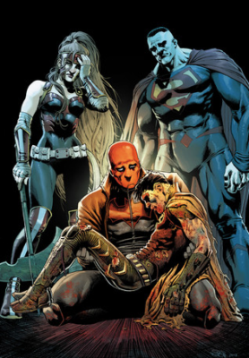 Redhood and the Outlaws 10