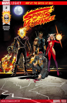 SPIRITS OF VENGEANCE 2