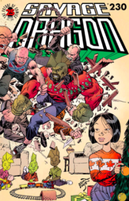 Savage Dragon 230