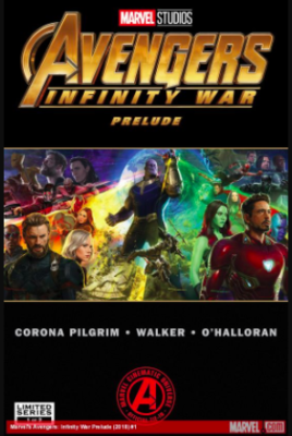 Avengers Infinity War Prequel 1
