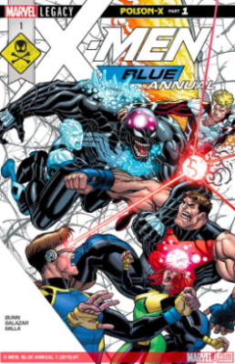 X-Men Blue Annual 1
