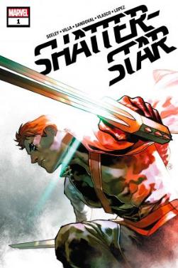 Cover Shatterstar #1