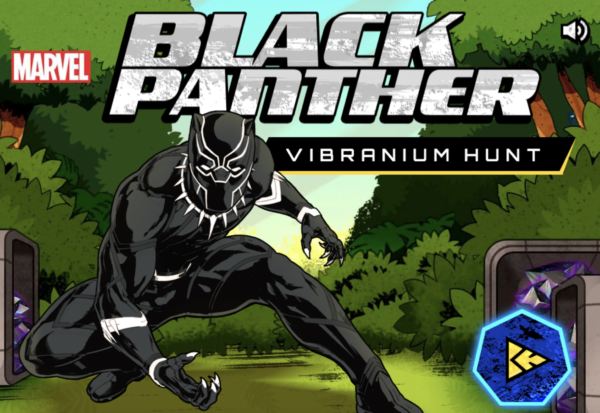 Black Panther Game