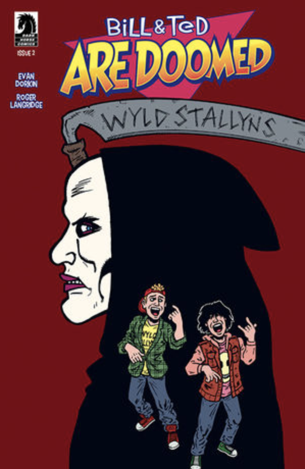 Bill and Ted Issue 2